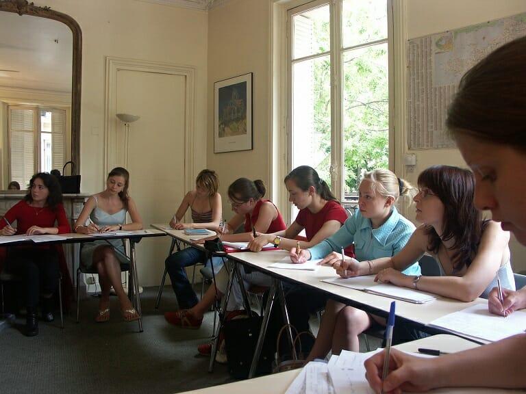 Paris Classroom
