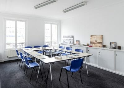 Paris Classroom 3