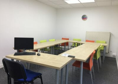Paris Classroom 4