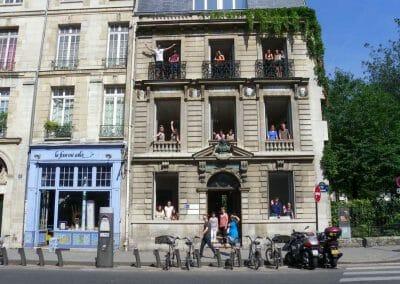 Paris Notre Dame Accommodation