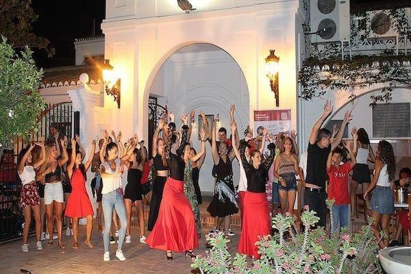 Flamenco Lessons