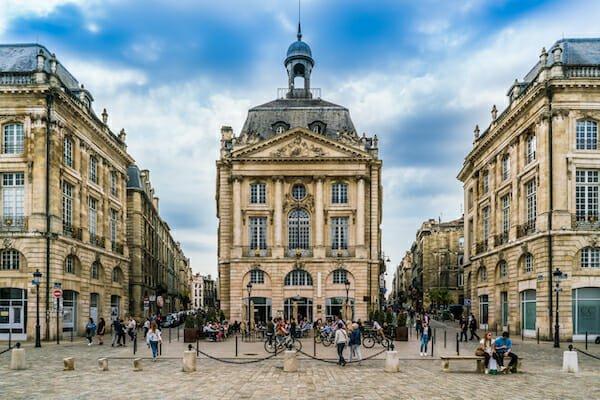 Bordeaux buildings