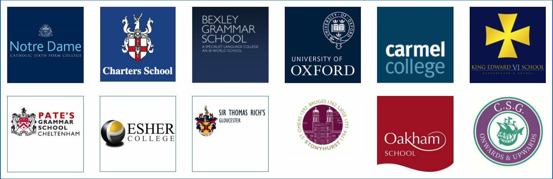 UK Logos