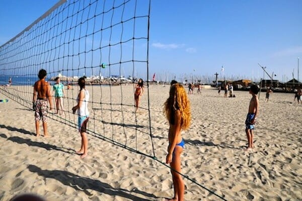 Montpellier Beach Volleyball