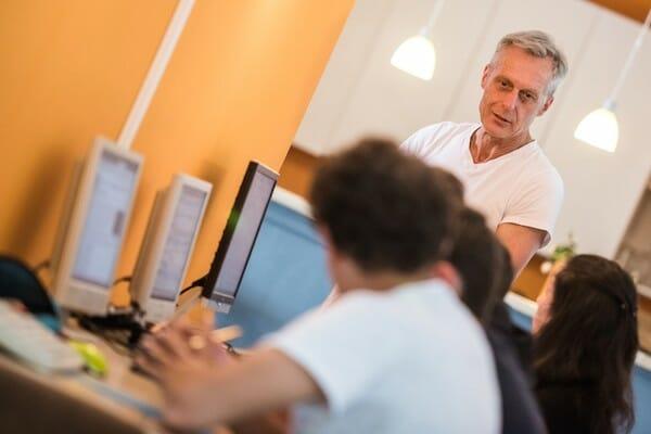 Lindau IT Classroom