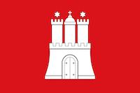 Hamburg Flag